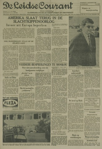 Leidse Courant 1963-08-07