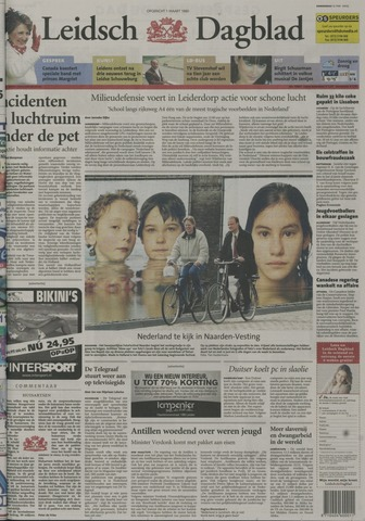 Leidsch Dagblad 2005-05-12