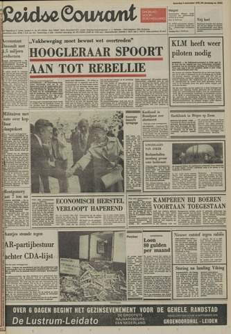 Leidse Courant 1976-09-04