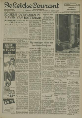 Leidse Courant 1963-02-22