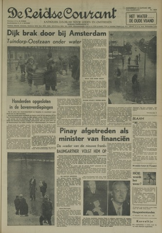 Leidse Courant 1960-01-14