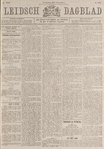Leidsch Dagblad 1915-10-29