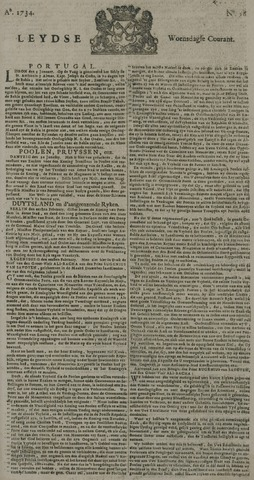 Leydse Courant 1734-02-10
