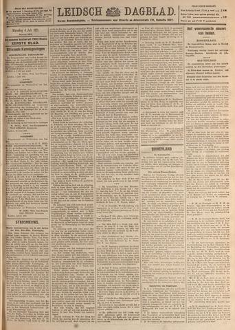 Leidsch Dagblad 1921-07-04
