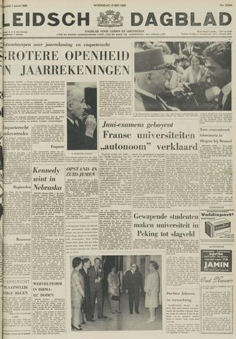 Leidsch Dagblad 1968-05-15