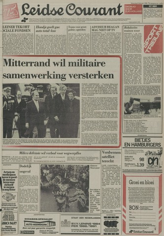 Leidse Courant 1984-02-06