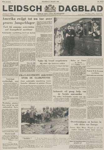 Leidsch Dagblad 1956-03-05