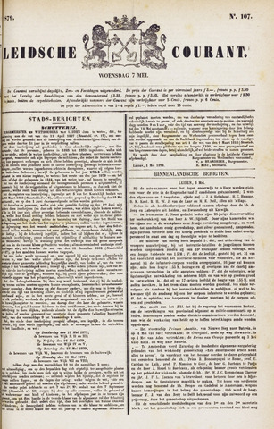 Leydse Courant 1879-05-07