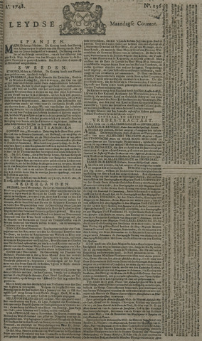 Leydse Courant 1748-11-11