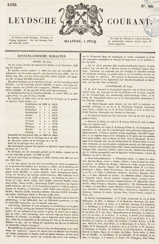 Leydse Courant 1850-07-01