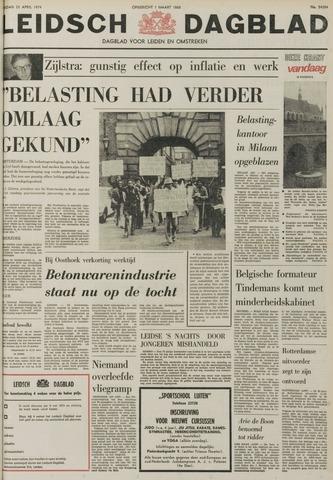 Leidsch Dagblad 1974-04-23