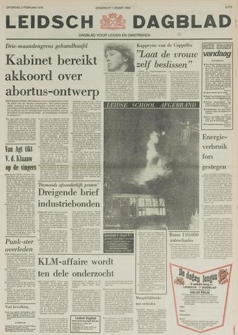 Leidsch Dagblad 1979-02-03