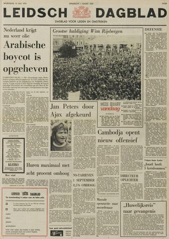 Leidsch Dagblad 1974-07-10