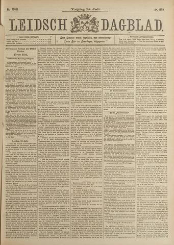 Leidsch Dagblad 1899-07-14