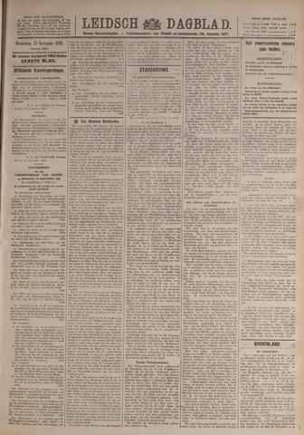 Leidsch Dagblad 1920-11-25