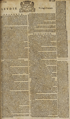 Leydse Courant 1753-09-07