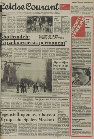 Leidse Courant 1980-01-14
