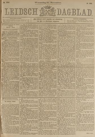 Leidsch Dagblad 1901-11-27
