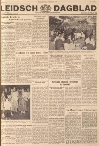 Leidsch Dagblad 1949-02-24