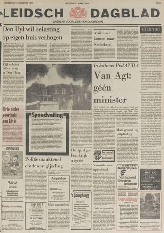 Leidsch Dagblad 1977-08-18
