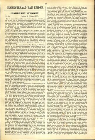 Handelingen van de Raad 1917-02-21