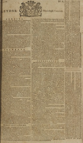 Leydse Courant 1770-07-09