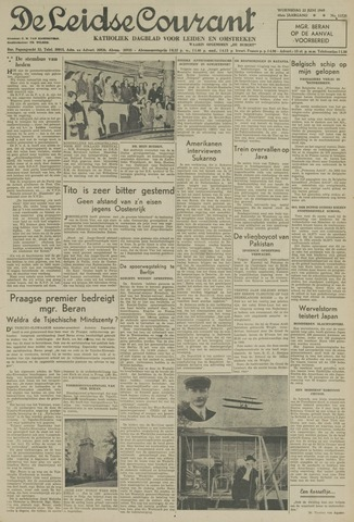 Leidse Courant 1949-06-22