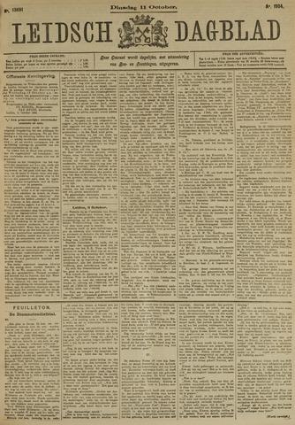 Leidsch Dagblad 1904-10-11
