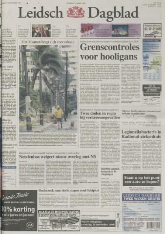 Leidsch Dagblad 1999-11-18