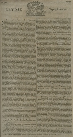 Leydse Courant 1722-12-18