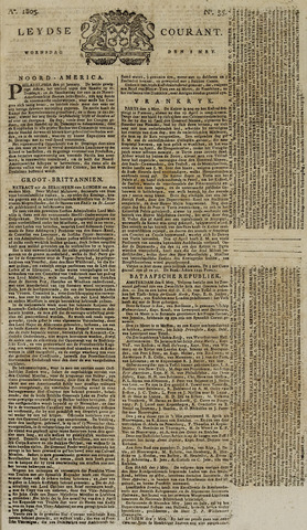 Leydse Courant 1805-05-08