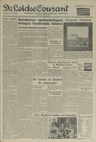 Leidse Courant 1954-06-19