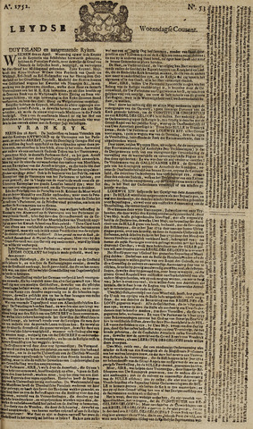 Leydse Courant 1752-05-03