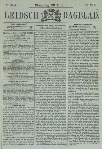 Leidsch Dagblad 1880-06-28