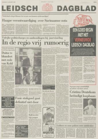 Leidsch Dagblad 1987