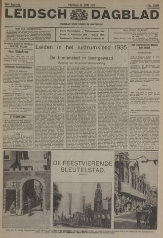 Leidsch Dagblad 1935-06-28