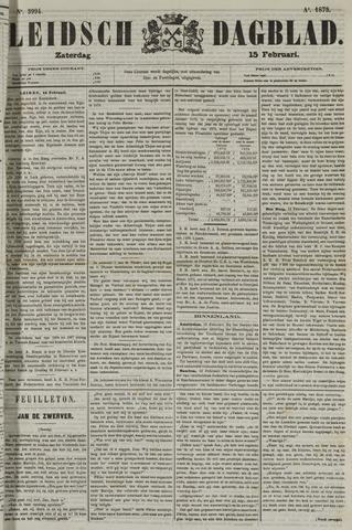 Leidsch Dagblad 1873-02-15