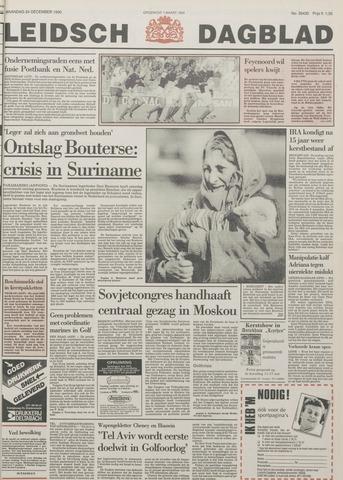 Leidsch Dagblad 1990-12-24