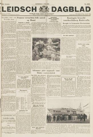 Leidsch Dagblad 1954-07-03