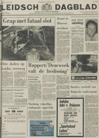 Leidsch Dagblad 1973-01-22