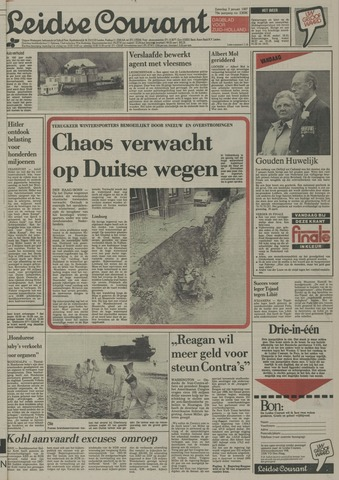 Leidse Courant 1987-01-03