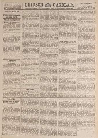 Leidsch Dagblad 1919-08-06