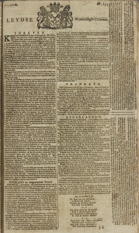 Leydse Courant 1770-12-26