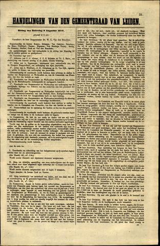 Handelingen van de Raad 1873-08-02