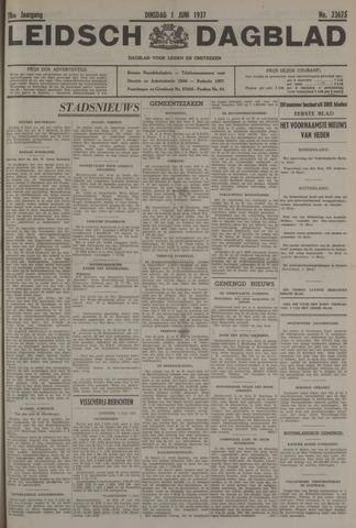 Leidsch Dagblad 1937-06-01