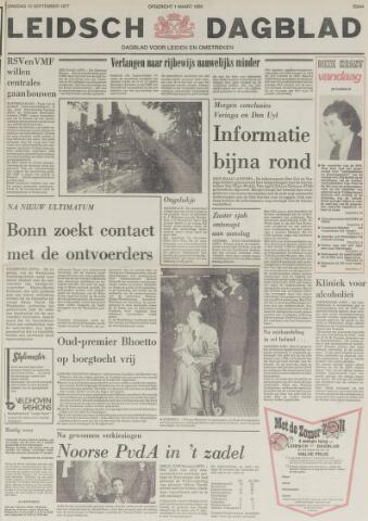 Leidsch Dagblad 1977-09-13