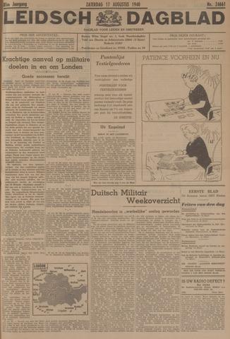 Leidsch Dagblad 1940-08-17