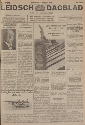 Leidsch Dagblad 1938-02-24