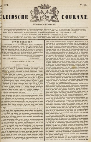Leydse Courant 1872-02-06