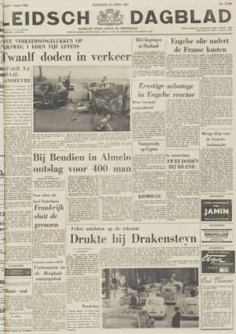Leidsch Dagblad 1967-04-10